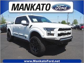 2020 Ford F-150 Black Ops Raptor Truck SuperCrew Cab