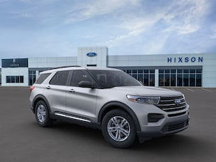 2020 Ford Explorer XLT SUV Rear Wheel Drive