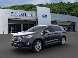 New 2019 Ford Edge Titanium Crossover in Danbury, CT