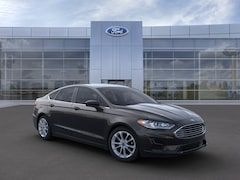 New 2020 Ford Fusion SE Sedan 3FA6P0LU8LR106128 in Rochester, New York, at West Herr Ford of Rochester