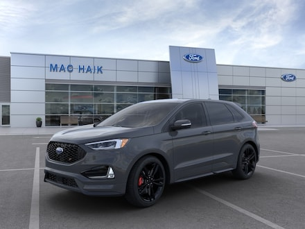 New 2021 Ford Edge ST Crossover in Desoto, TX
