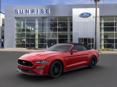 2020 Ford Mustang GT Premium Convertible coupe