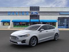 2020 Ford Fusion SEL Car
