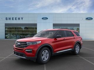 New 2020 Ford Explorer XLT SUV in Ashland, VA