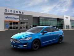New 2019 Ford Fusion SE Sedan for sale near Scranton, PA