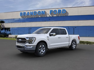 2021 Ford F-150 King Ranch King Ranch 2WD SuperCrew 5.5 Box