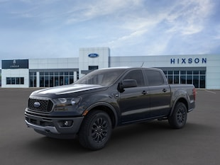 2020 Ford Ranger XLT Truck SuperCrew Rear-Wheel Drive