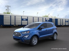 New 2021 Ford EcoSport SE Crossover