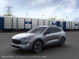 2021 Ford Escape SEL All-Wheel Drive SUV