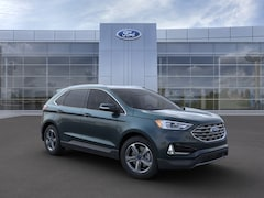 New 2020 Ford Edge SEL Crossover 2FMPK4J99LBA96531 in Rochester, New York, at West Herr Ford of Rochester