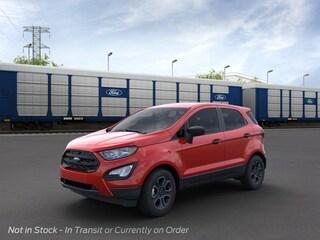 2021 Ford EcoSport S Crossover MAJ3S2FE7MC435985
