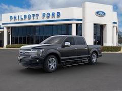 2020 Ford F-150 Platinum (Platinum 4WD SuperCrew 5.5 Box) Truck SuperCrew Cab