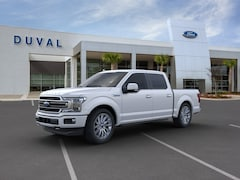 2019 Ford F-150 Limited Truck for sale in Jacksonville at Duval Ford