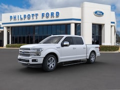 2020 Ford F-150 Platinum (Platinum 4WD SuperCrew 5.5 Box) Truck SuperCrew Cab