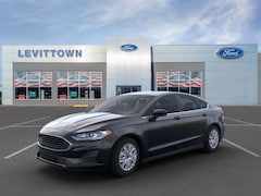 New 2020 Ford Fusion S Sedan 3FA6P0G72LR121342 in Long Island