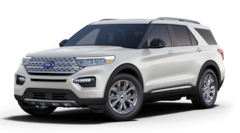 New 2021 Ford Explorer Limited SUV in Nederland