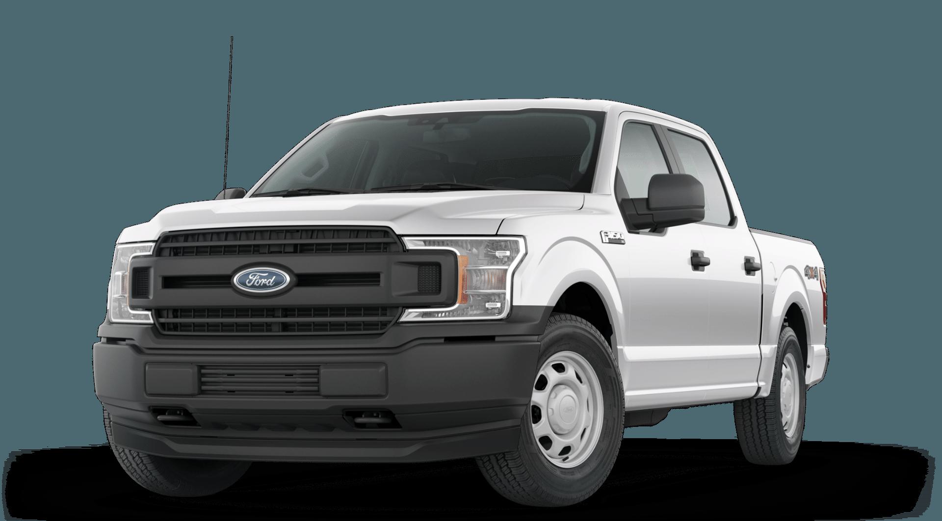 2019 Ford F-150 XL XL 4WD SuperCrew 5.5 Box