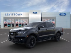 New 2020 Ford Ranger LARIAT Manager Demo Truck SuperCrew 1FTER4FH1LLA55611 in Long Island, NY