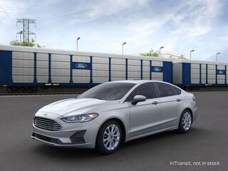 2020 Ford Fusion SE Sedan