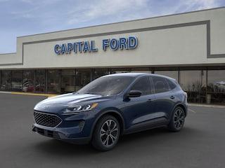 2021 Ford Escape SE SE FWD