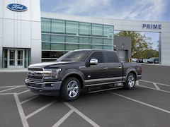 New 2020 Ford F-150 King Ranch Truck in Auburn, MA