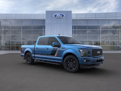 New 2020 Ford F-150 Lariat Truck 1FTEW1E42LFB77138 in Rochester, New York, at West Herr Ford of Rochester
