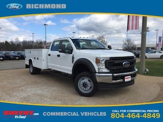 New 2020 Ford F-450 Chassis XL Truck Crew Cab for sale near you in Ashland, VA