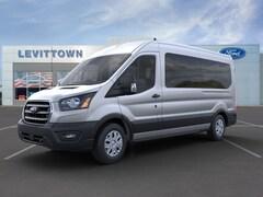 New 2020 Ford Transit-350 Passenger XL Wagon Medium Roof Van 1FBAX2C80LKA38581 in Long Island