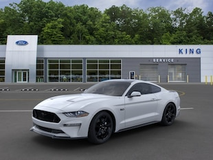 2020 Ford Mustang GT Premium Coupe 1FA6P8CF0L5141426