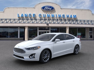 New 2020 Ford Fusion Hybrid Titanium Sedan for Sale in Knoxville, TN