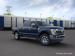 New 2021 Ford Superduty Lariat Truck 1FT7W2B63MEC58290 in Rochester, New York, at West Herr Ford of Rochester