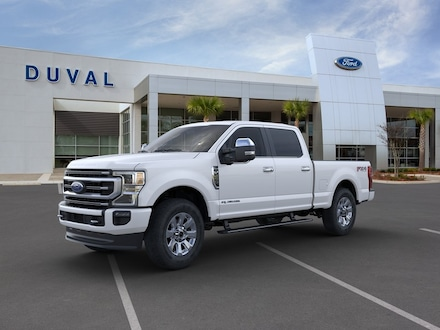 2020 Ford F-250SD Platinum Truck