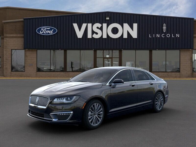 2019 Lincoln MKZ Reserve I Front-wheel Drive Sedan