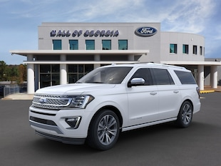 2020 Ford Expedition Max Platinum MAX SUV
