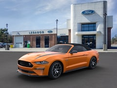 New 2020 Ford Mustang Ecoboost Premium Convertible for sale in Lebanon, NH