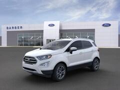 For Sale 2020 Ford EcoSport Titanium SUV Holland MI