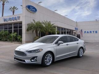 New 2020 Ford Fusion Energi Titanium Sedan 3FA6P0SU2LR246161 For sale near Fontana, CA