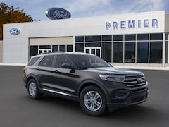 New 2020 Ford Explorer XLT SUV in Brooklyn, NY