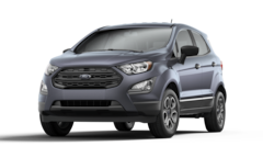 New 2021 Ford EcoSport S Crossover MAJ6S3FL3MC404153 in Rochester, New York, at West Herr Ford of Rochester