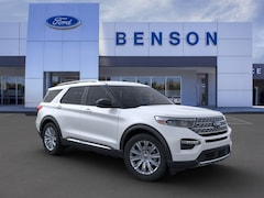 2020 Ford Explorer Limited AWD Limited  SUV