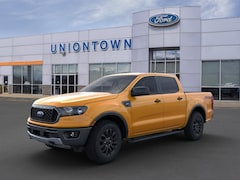 New 2021 Ford Ranger XLT 4x4 XLT  SuperCrew 5.1 ft. SB for Sale in Uniontown, PA