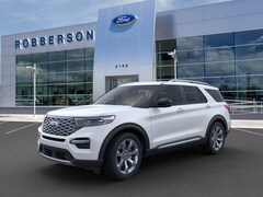 New 2021 Ford Explorer Platinum SUV for Sale in Bend, OR