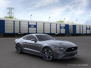 2020 Ford Mustang GT RWD Coupe