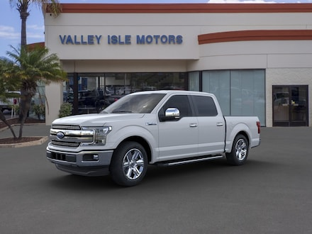 Featured New 2020 Ford F-150 Lariat Truck SuperCrew Cab 1FTEW1CP8LKF18479 for Sale in Kahului, HI