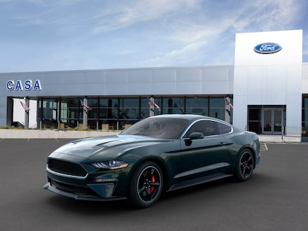 Featured New 2019 Ford Mustang BULLITT Coupe for Sale in El Paso, TX