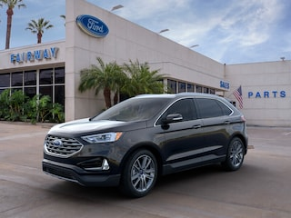 New 2019 Ford Edge Titanium SUV 2FMPK3K98KBB96286 For sale near Fontana, CA