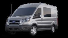 New 2020 Ford Transit-350 Crew Base Cargo Van 202075 Waterford MI