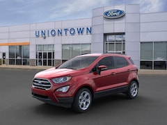 New 2021 Ford EcoSport SE AWD SE  Crossover for Sale in Uniontown, PA