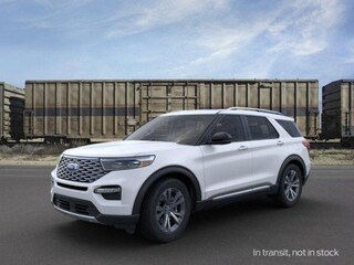 2020 Ford Explorer Platinum 4WD Sport Utility