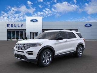 2021 Ford Explorer Platinum 4WD SUV